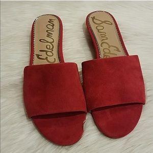 Sam Edelman Liliana Flat Slide Sandals
